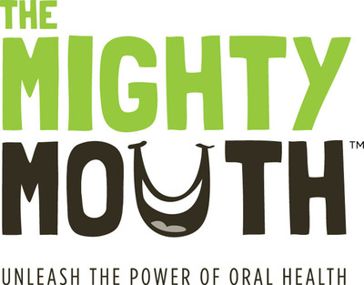 The Mighty Mouth.  (PRNewsFoto/Washington Dental Service Foundation)