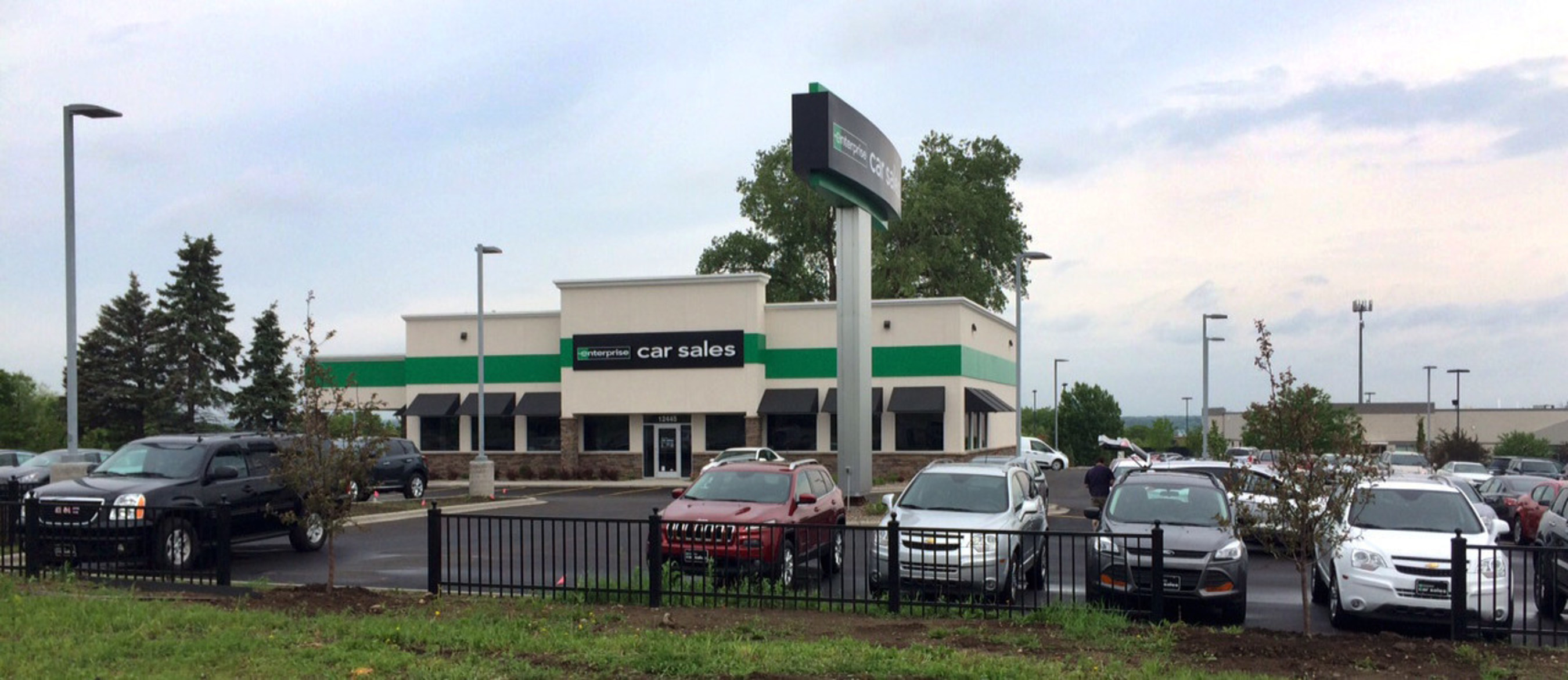 Enterprise car sales offers private label financing option for Metro motor sales minneapolis mn