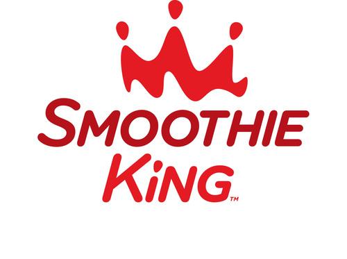 Smoothie King logo. (PRNewsFoto/Smoothie King) (PRNewsFoto/)