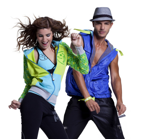 Zumba Fitness Live Dvd: Zumba Fitness Takes Its Apparel Line From Gym To Street