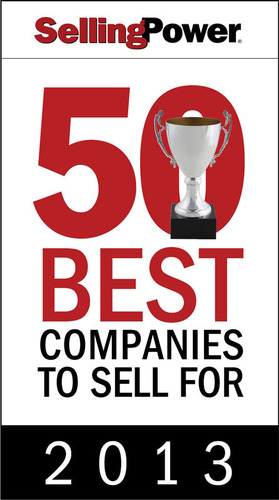 "UniFirst is ranked #9 on Selling Power magazine's ""Best Companies to Sell For.""  (PRNewsFoto/UniFirst Corporation)"