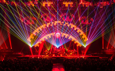 Trans-Siberian Orchestra and Ticketmaster Give the Holiday Gift that Rocks. (PRNewsFoto/Live Nation) (PRNewsFoto/LIVE NATION)