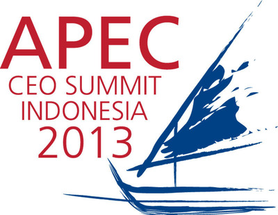 The APEC CEO Summit 2013, Asia-Pacific's premier business event, will take place in Bali, Indonesia on 5-7 October. (PRNewsFoto/APEC Business Advisory Council Indonesia)