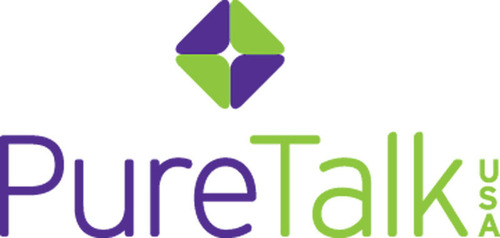 Pure TalkUSA Logo.  (PRNewsFoto/Pure TalkUSA)