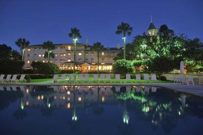 An Island Getaway That's Murder - The Jekyll Island Club Hotel.  (PRNewsFoto/Jekyll Island Club Hotel)