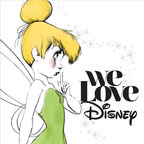 VERVE RECORDS & WALT DISNEY RECORDS TEAM UP TO RELEASE COMPILATION ALBUM WE LOVE DISNEY, DUE OCTOBER 2015