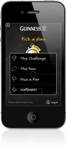 Guinness Continues History of Innovation With Launch of 'Bold' New iAd