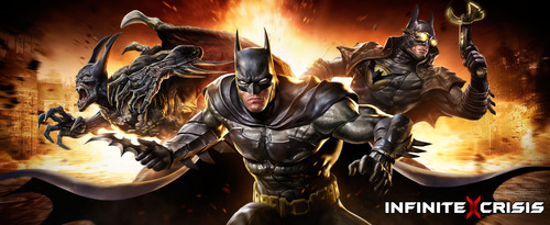 Warner Bros. Interactive Entertainment and DC Entertainment today announced Infinite Crisis, an all-new ...