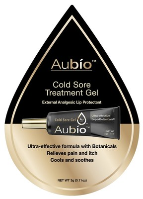 Cold Sore Treatment Gel