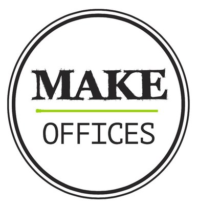 """MakeOffices is bringing its popular """"collaborative collisions"""" spaces to Philadelphia's coworking scene. (PRNewsFoto/MakeOffices)"""