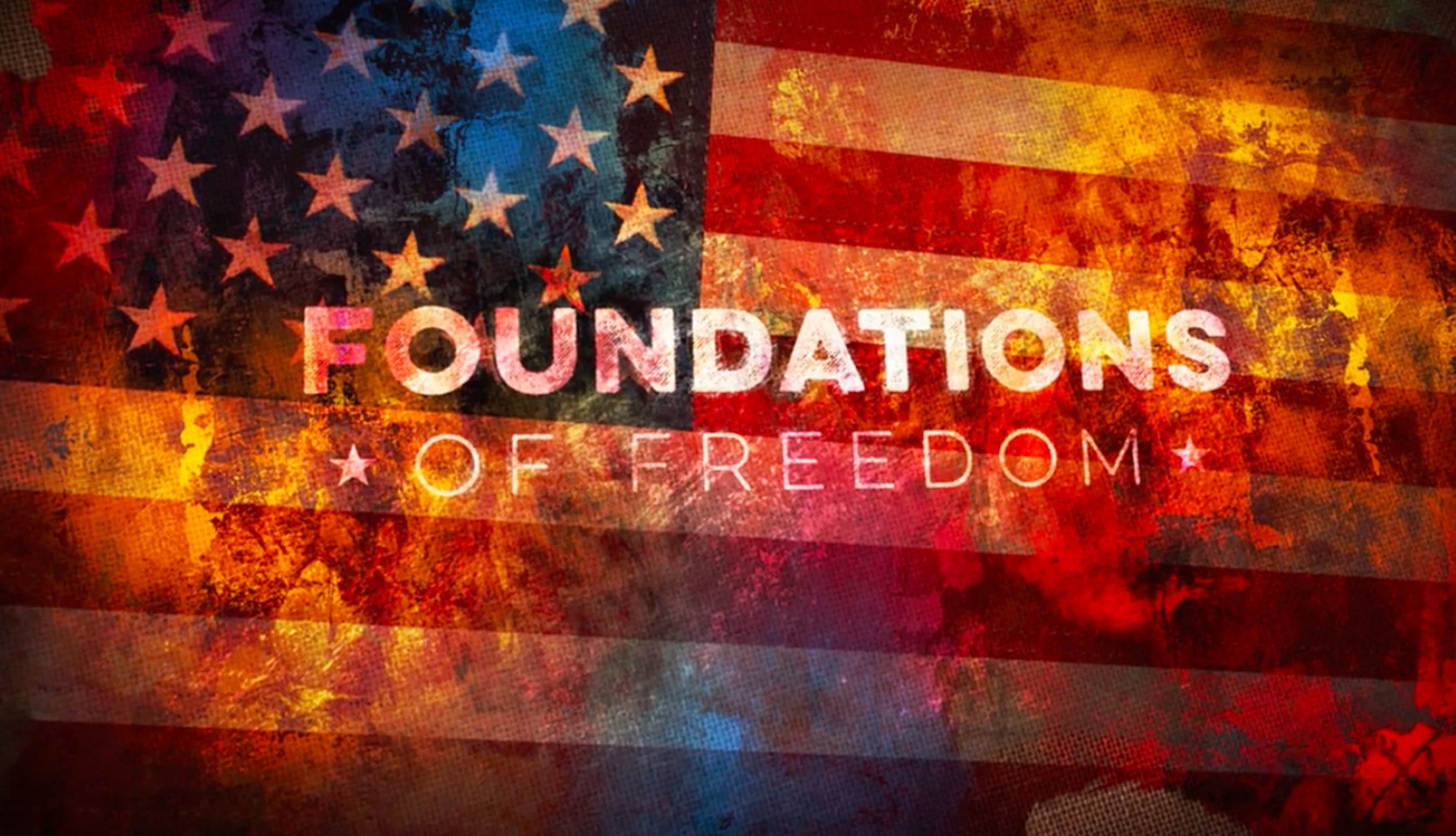 American Historian David Barton's 'Foundations of Freedom' Premieres January 8th -- Only on TBN