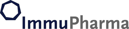 ImmuPharma Logo (PRNewsFoto/ImmuPharma PLC) (PRNewsFoto/ImmuPharma PLC)