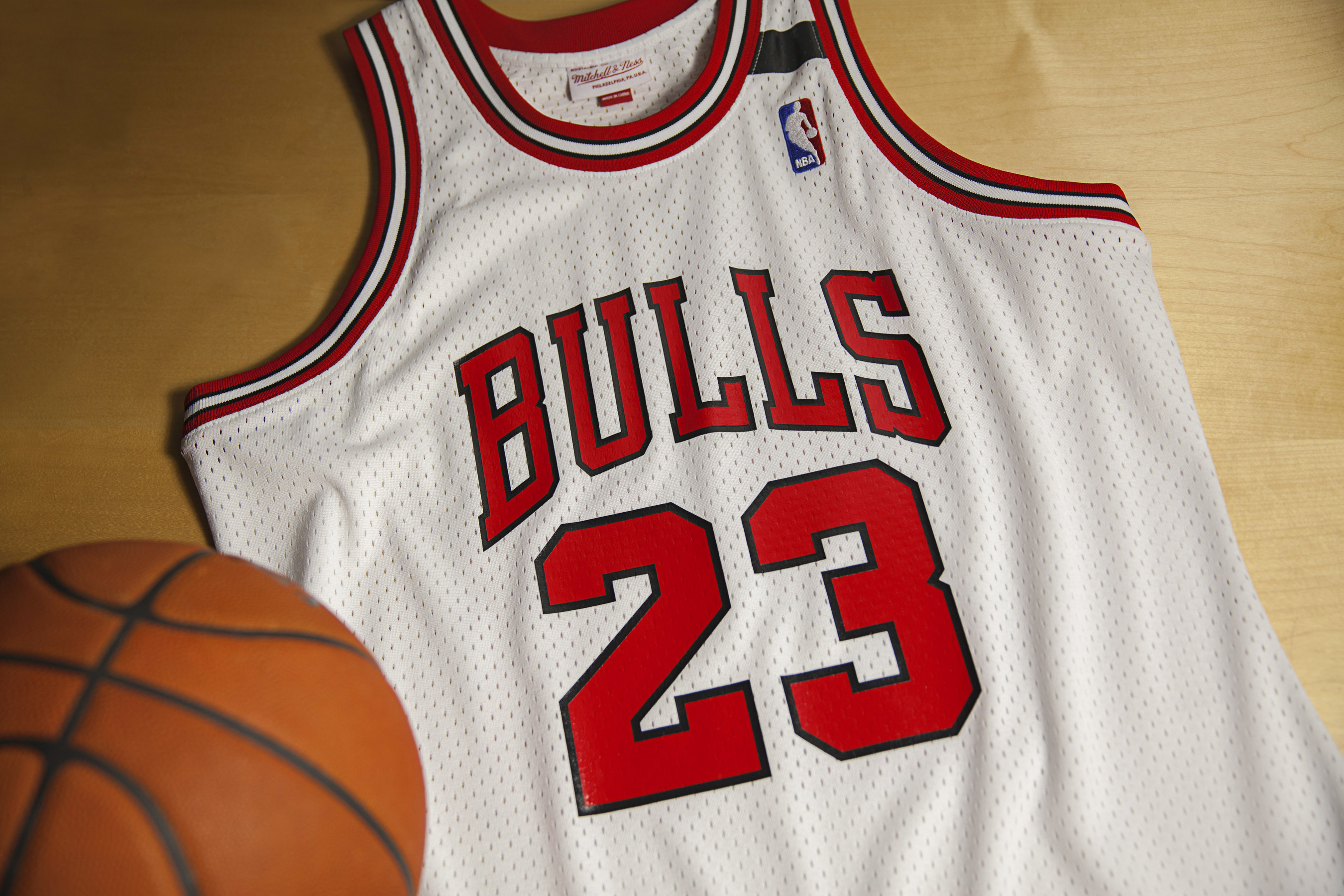 best loved fa749 61bab Mitchell & Ness Releases 1991-92 Michael Jordan