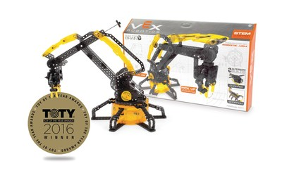 VEX Robotic Arm by HEXBUG