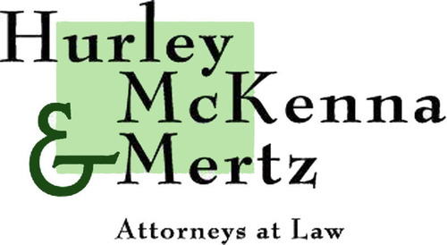 Hurley McKenna & Mertz, P.C. logo.  (PRNewsFoto/Hurley McKenna & Mertz, P.C.)