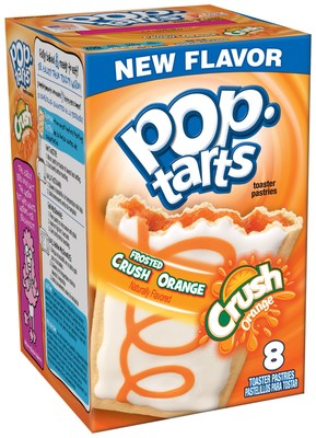 Frosted Crush(TM) Orange Pop-Tarts