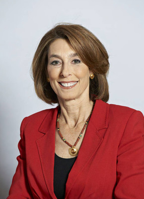 Dr. Laurie Glimcher.  (PRNewsFoto/New York Blood Center)