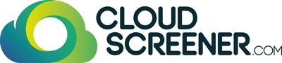 CloudScreener logo (PRNewsFoto/CloudScreener.com)
