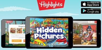 Highlights Hidden Pictures Screen Shots