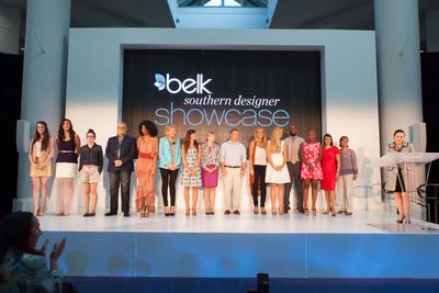 Belk Southern Designer Showcase Winners.  (PRNewsFoto/Belk, Inc.)