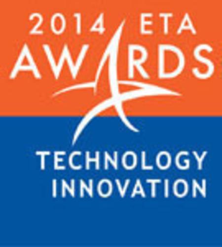 ETA Technology Innovation Award. (PRNewsFoto/CardFlight)