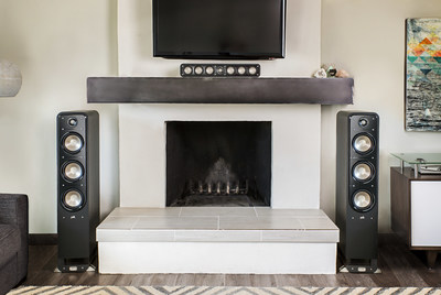 Signature Series S60 Tower Speakers and S35 Center Channel Speaker
