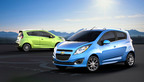 Chevy's newest model, the compact Spark, has arrived in Joliet, Illinois at Bill Jacobs Chevrolet.  (PRNewsFoto/Bill Jacobs Joliet)