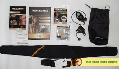 Detailed Flex Belt Review and Announcement of New Discount Coupon at Flex Belt Critic Site.  (PRNewsFoto/The Flex Belt Critic)
