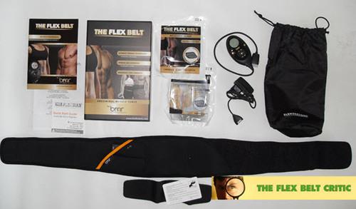Detailed Flex Belt Review and Announcement of New Discount Coupon at Flex Belt Critic Site.  (PRNewsFoto/The Flex Belt Critic)