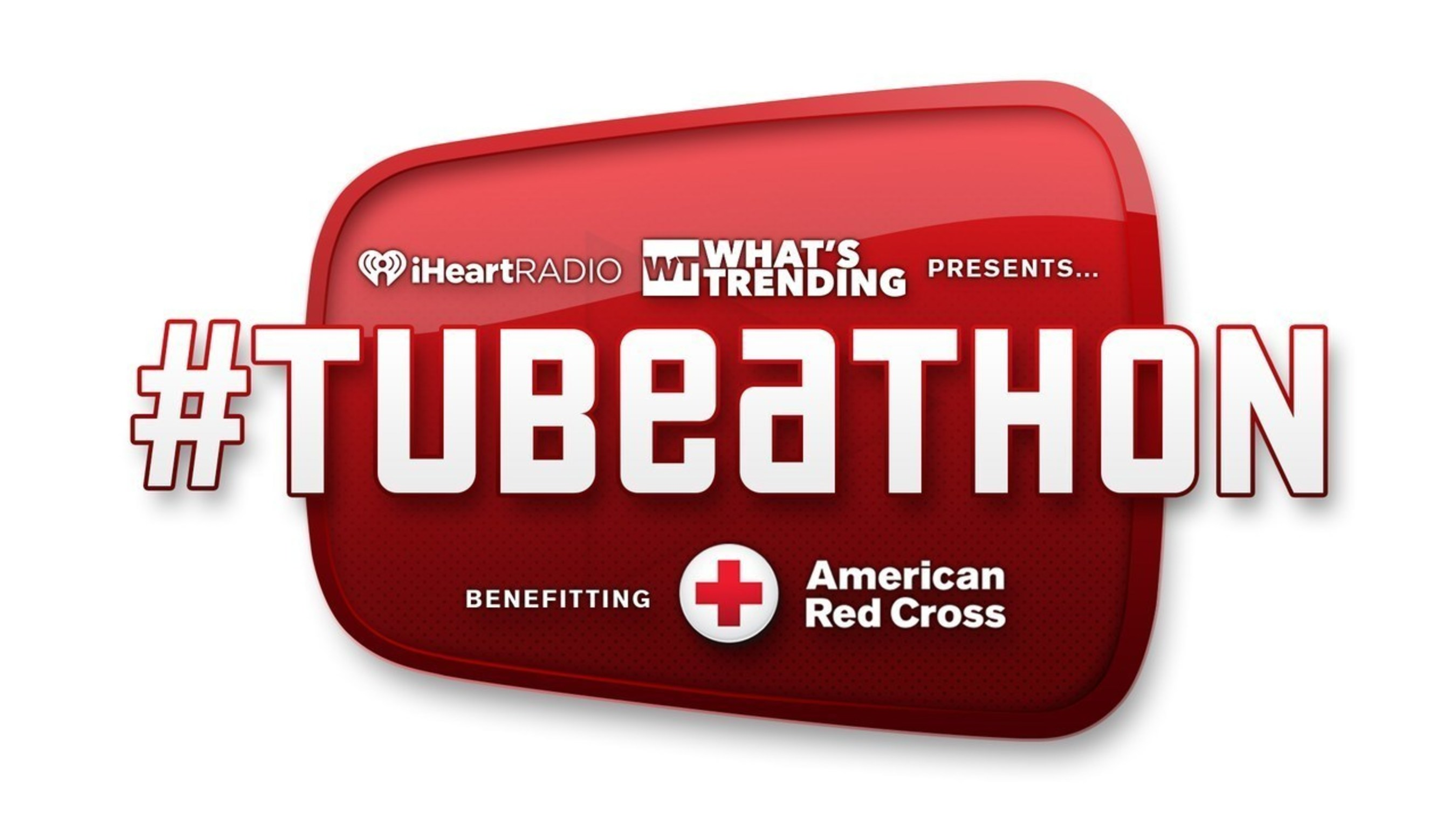 What's Trending and iHeartRadio Partner For TUBEATHON To Benefit The American Red Cross On Wednesday, April 20th