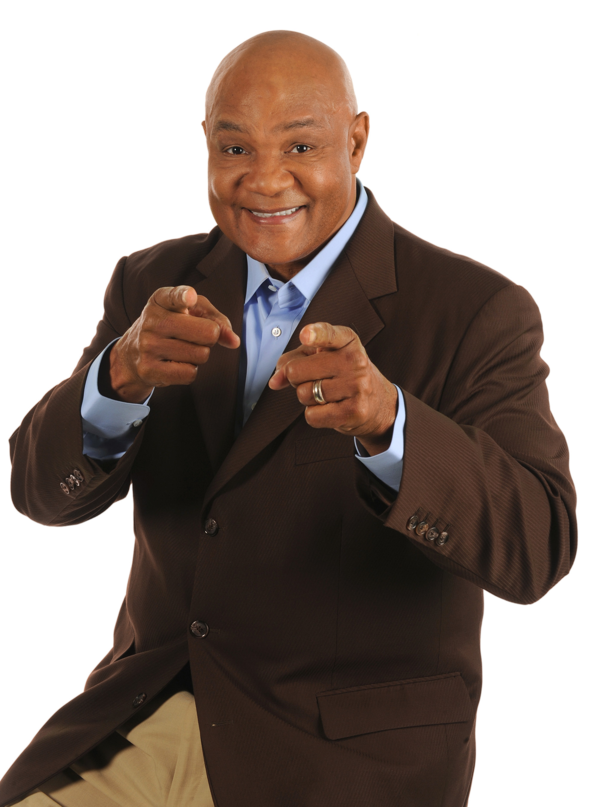 George Foreman, Two-time Heavyweight Champ and Entrepreneur, is the 2016 INPEX Keynote Speaker. INPEX, America's Largest Invention Trade Show, will be held June 7-9 at the Monroeville Convention Center, near Pittsburgh, Pa. George will speak to inventors on Thursday, June 9 as a part of the George Foreman Inventors University, a series of educational seminars for inventors ranging from branding to intellectual property. For more information, visit www.inpex.com or call 1-888-54-INPEX.