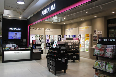 ARITAUM features the largest curated collection of premium K-beauty brands in North America.