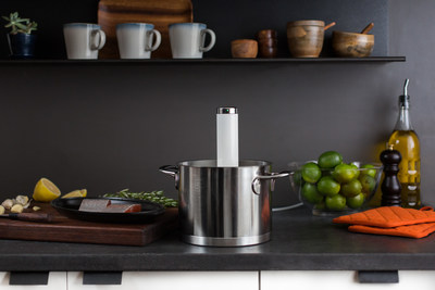 Introducing Joule, the world's smallest and most powerful sous vide immersion circulator, from ChefSteps