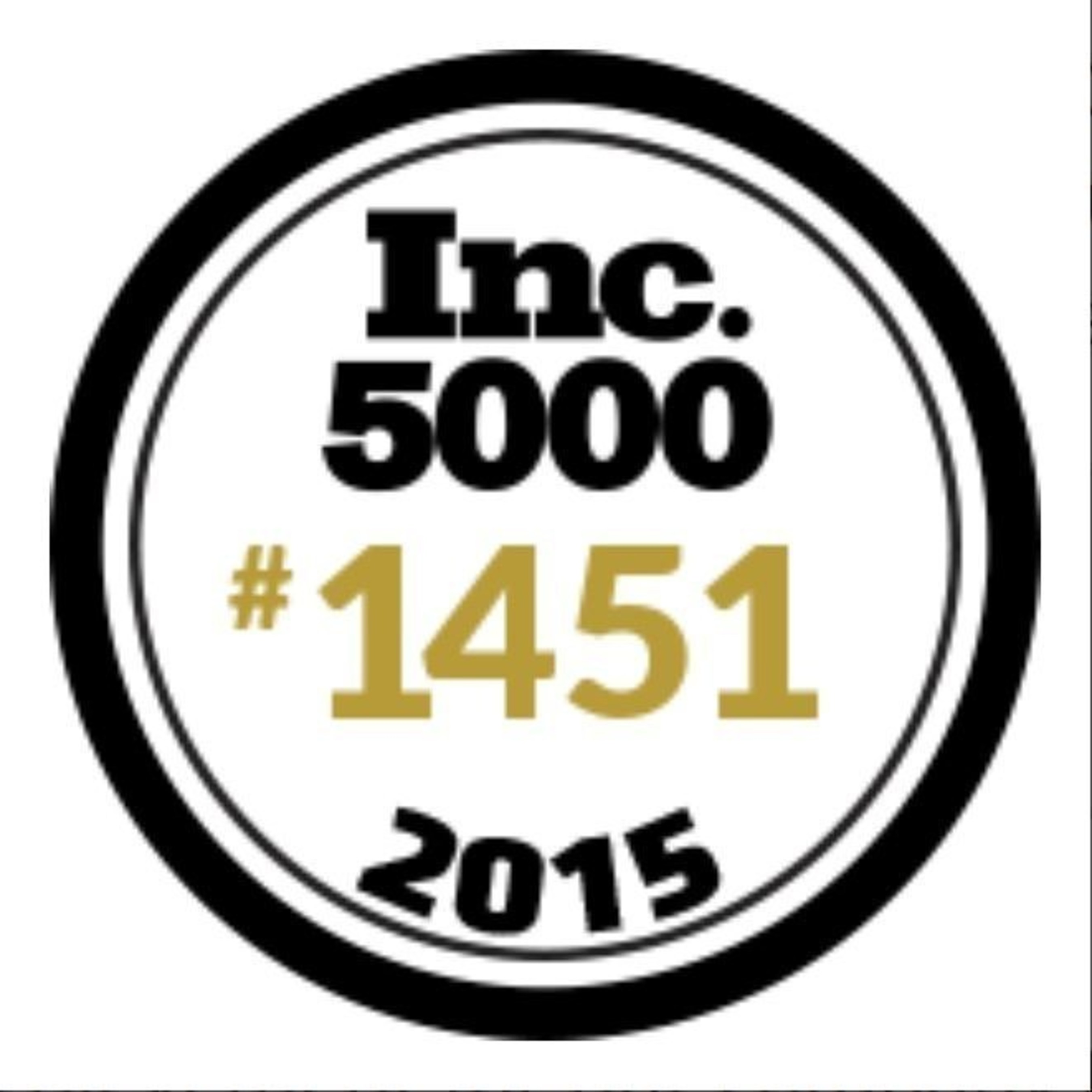 IdentiCom Sign Solutions Is Honored on the Inc. 5000 List of Fastest Growing Companies