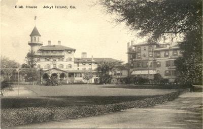 Jekyll Island Club Hotel-Celebrating 25 years of hospitality. Preserving 125 years of history.  (PRNewsFoto/Jekyll Island Club Hotel)