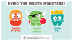 Fight the Mouth Monsters During National Children's Dental Health Month