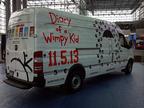 The Wimpy Kid Book 8 Mobile.  (PRNewsFoto/ABRAMS)
