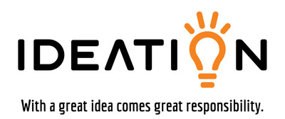 Ideation Inc. - With a great idea comes great responsibility.  (PRNewsFoto/Ideation Inc.)