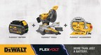DEWALT recently announced the patented FLEXVOLT(TM) Power Tool and Battery System as well as FLEXVOLT High Efficiency Accessories(TM).