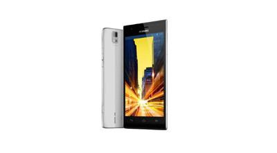 ファーウェイが世界最速のスマートフォンAscend P2を発表