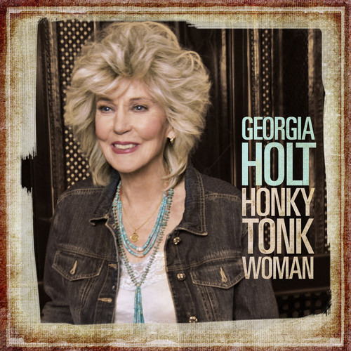 Georgia Holt - Cher's Mom - Releases 'Honky Tonk Woman' First CD At Age 86!