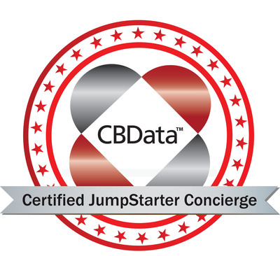 CBData(TM) (https://CBDataSystems.com) launches the JumpStart Concierge Service, which offers the expertise of a seasoned professional to streamline the compilation, organization and digital input of important files for both families and small businesses.  (PRNewsFoto/CBData)