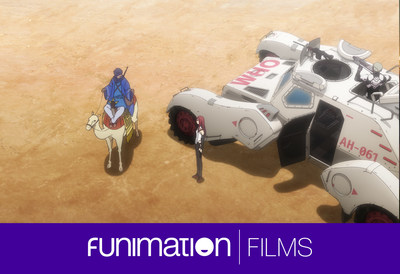 "Still from Project Itoh's ""Harmony"" - courtesy of Funimation Films"