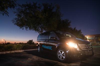 Mercedes-Benz and Via conquer the suburbs