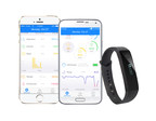 Pivotal Living app for iOS and Android, with Life Tracker 1 band (PRNewsFoto/Pivotal Corporation)