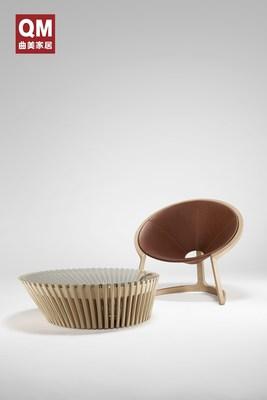 QuMei Unveils 'Fan' Series of Designer Furniture at 2016 Milan Design Week