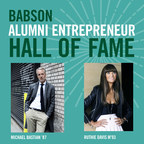 Ruthie Davis M'93, a leading independent designer and the founder of the only luxury female American shoe designer label in the industry; and Michael Bastian '87, an American fashion designer known for his namesake label,Michael Bastian, and his work for brands such as GANT, will be inducted into The Babson College Alumni Entrepreneur Hall of Fame during ceremonies on the Wellesley campus on April 16, 2015.