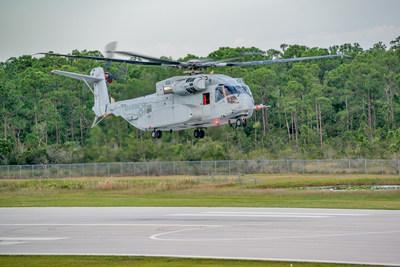 Sikorsky CH-53K King Stallion First Flight
