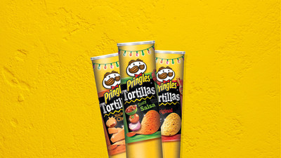 In celebration of National Tortilla Chip Day, Pringles Tortillas(TM) are introducing a new Zesty Salsa flavor.