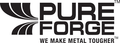 PureForge is a San Diego, California-based corporation that manufactures innovative products through their revolutionary Atomic-Forging Technology. Founded in early 2006, PureForge's revolutionary clean brake technologies have consistently increased brake performance and safety while decreasing brake wear and environmental pollutants.  For more information on PureForge, please visit http://www.pureforge.com.  (PRNewsFoto/PureForge)